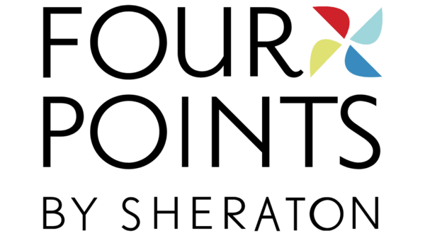 Medium four points by sheraton vector logo